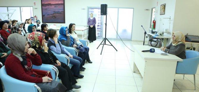 BEF,HUZUR ÇINARINDAN 'SAYGI' EĞİTİMİ