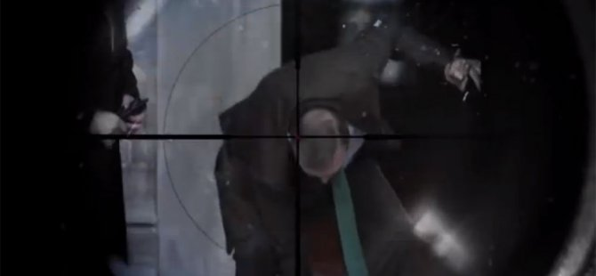 Kod adı KOZ filmindeki en can alıcı sahne ?