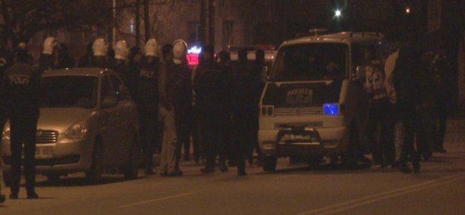 Kayseri'de ortalık savaş alanına döndü pompalılar konuştu