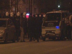 Kayseri'de 50 kişi bir anda cadde üzerinde kavga etti