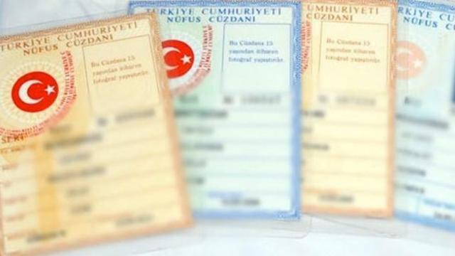KAYSERİ'DE KAYIP KİMLİĞE 100 TL PARA CEZASI