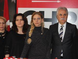 KAYSERİ CHP KADIN KOLLARI BAŞKAN YARDIMCISI GONCA YELDA ORHAN: