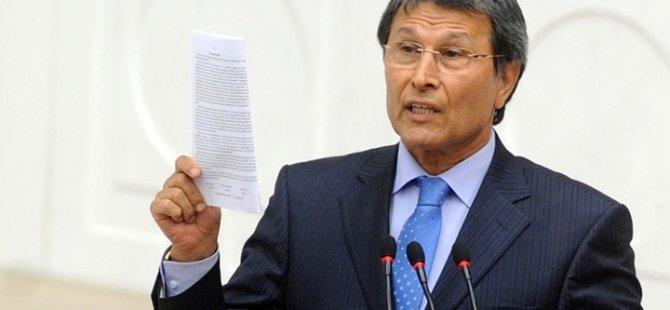 AK Parti hükümetini Damat Ferit Paşa hükümetine benzeten Halaçoğlu: