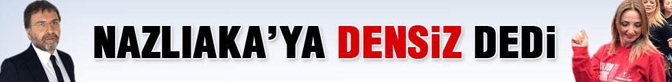 Ahmet Hakan: Aylin Nazlıaka'nın yaptığı densizliktir