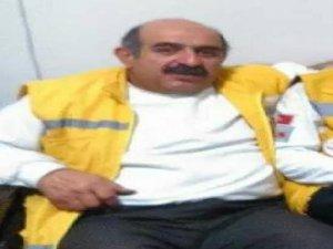 Bünyan'da ambulans  beyin kanaması sonucu hayatını kaybetti