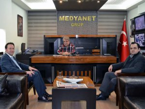 FERHAT AKMERMER,  STK'LARI ZİYARET TURUNA ÇIKTI