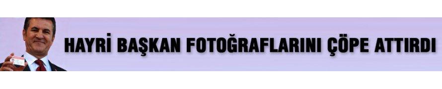 Mustafa Sarıgül'ün fotoğraflarını indirdiler