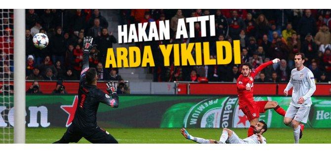 Hakan Çalhanoğlu Arda'yı Yıktı