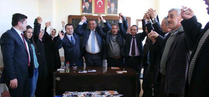 Ak Parti Kayseri Aday Adayı Avukat Seyit Halil Yuzgeç: