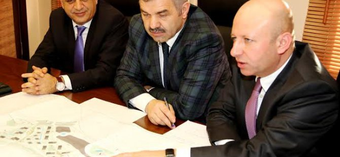 Başkanların Kocasinan'da Kentsel Dönüşüm Zirvesi