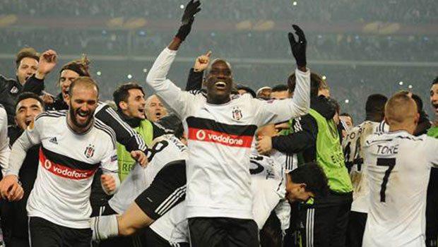 Beşiktaş'ın Uefa Kupasında ki Rakibi Belli Oldu