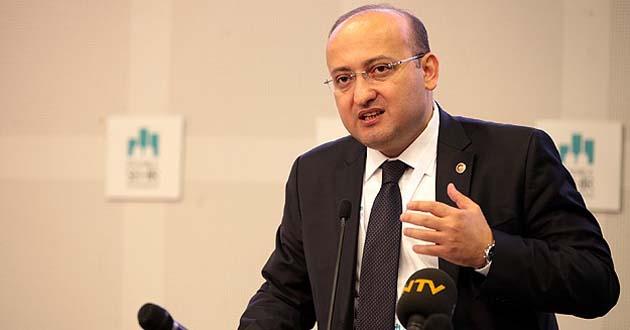 Yalçın Akdoğan: Hevesleri kursaklarında kalacak