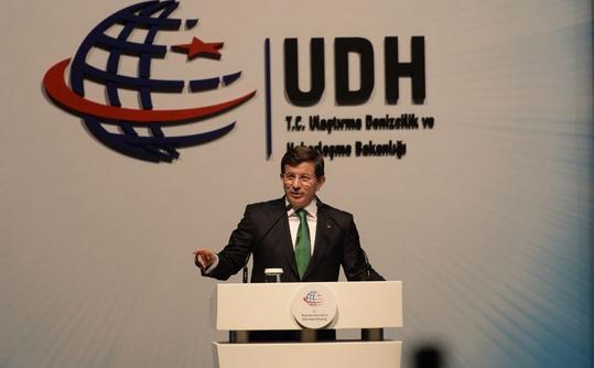 Başbakan Davutoğlu'ndan 3. tüp geçit açıklaması