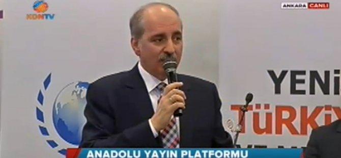 Kurtulmuş'dan AK Parti  üç dönem kuralı açıklaması