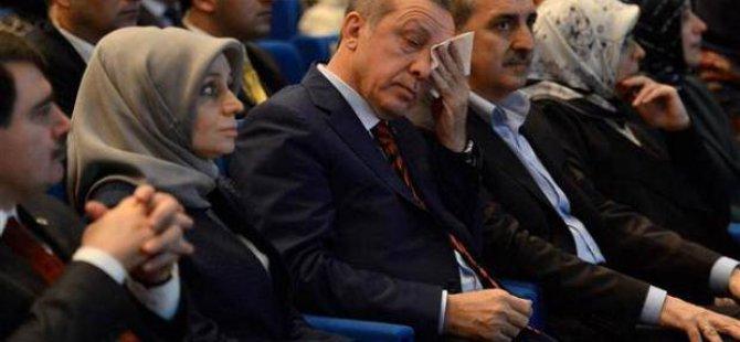 Cumhurbaşkanı Erdoğan Ağladı!