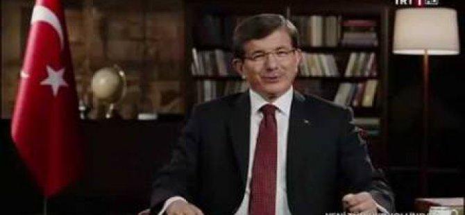 Başbakan Davutoğlu Sinan Burhan'ın Programı beni mutlu etti