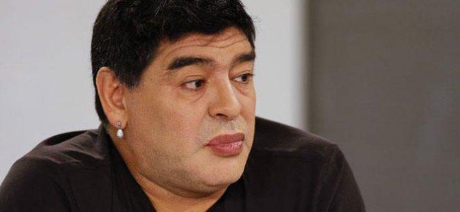 Bu durum Maradona hayranlarını şoke etti