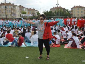 KAYSERİ'DE FIFA U-20 DÜNYA KUPASI'NA DOĞRU