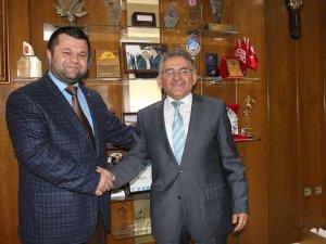 Ak Parti Kayseri Milletvekili Aday Adayı Av. Seyit Halil Yüzgeç: