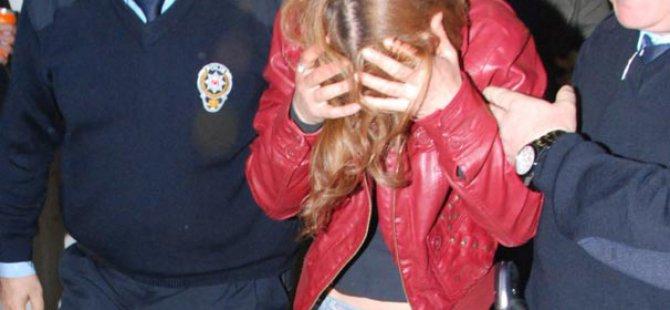 Genç Kız evden ayrılan sevgilisini kurşuna dizdi