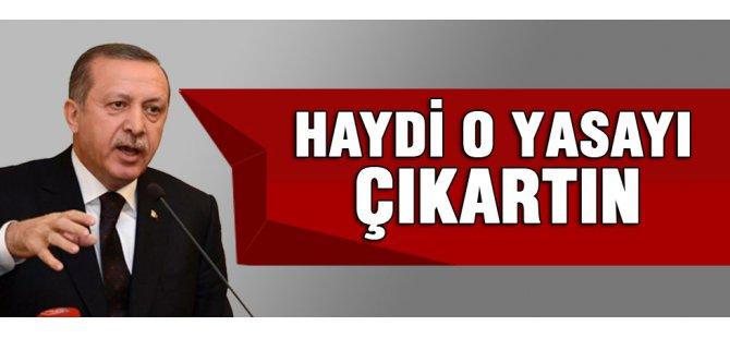Cumhurbaşkanı Erdoğan'dan CHP'ye yanıt-video