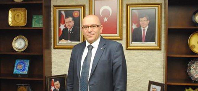 AK PARTİ İL BAŞKANI ÖZDEN'DEN TEMAYÜL AÇIKLAMASI