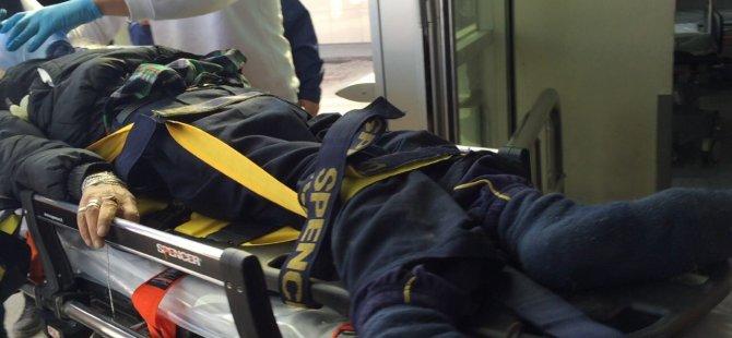 Kayseri'de sürücünün çarpıp kaçtığı yaya Hayatını kaybetti