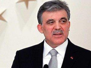 Abdullah Gül haberi balon çıktı