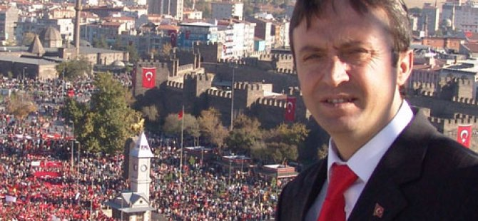 MHP Milletvekili Aday Adayı Mehmet Özmen: