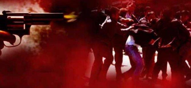 Kayseri'de silahlı kavga 14 yaşındaki genç yaralandı