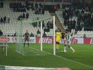Konyaspor maçında tarihi olay gol