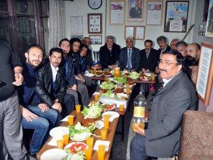 Kayseri Halk Ozanları Kültür Derneği Başkanı Turgut Aydın