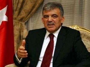 Cumhurbaşkanı Abdullah Gül: Sokak Eylemleri Bitmeli