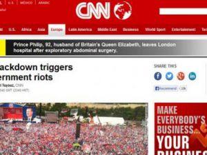 İşte dünyaya yayılan Gezi Parkı yalanları