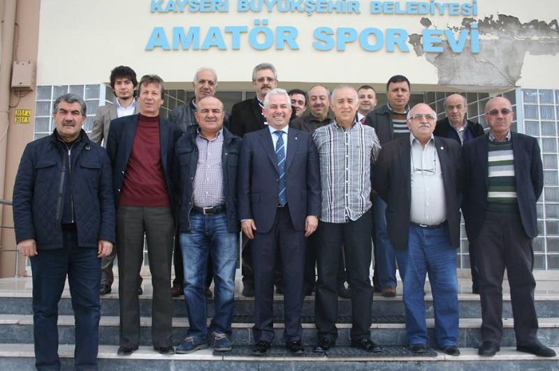 SUAT ÖZSOY'A ASKF'DEN TAM DESTEK
