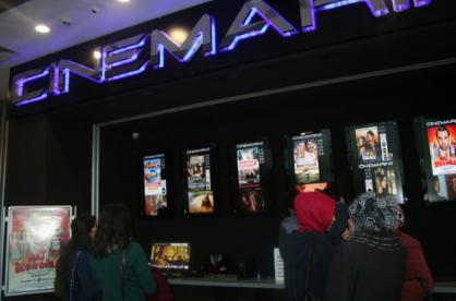 CINEMARINE'DE FİLM İZLEMENİN KEYFİ BİR BAŞKA