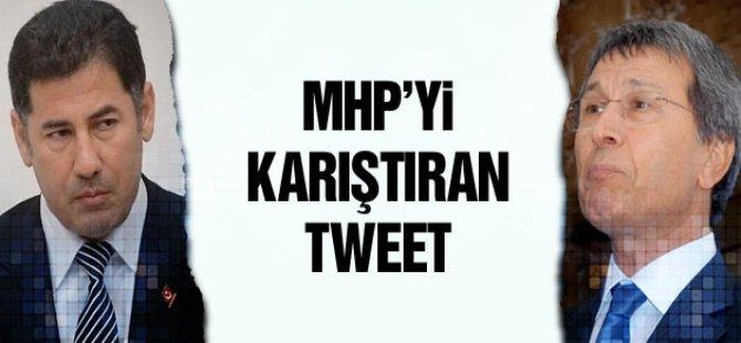Yusuf Halaçoğlu'nun Twitter'dan attı mesaj ortalığı karıştırdı