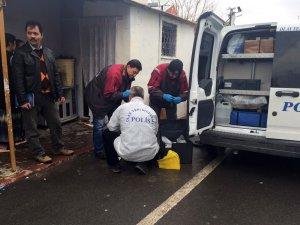 Battalgazi'de yeni doğmuş bir kız bebeği cesedi bulundu