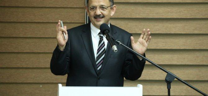 AK Parti Milletvekili Aday Adayı Mehmet Özhaseki