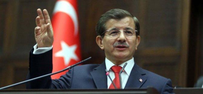 Davutoğlu hem Kılıçdaroğlu'na hem de Demirtaş'a yüklendi