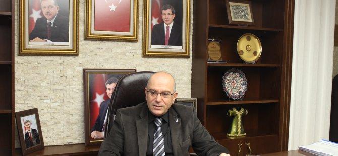 AK PARTİ KAYSERİ'DE TEMAYÜL YOKLAMASI İL BİNASINDA YAPILACAK