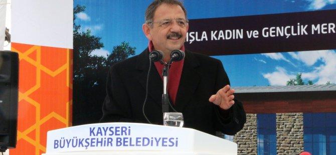 """""""HASEKİ BAŞKAN SON 20 YILA DAMGA VURDU"""""""