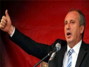 CHP Grup Başkanvekili Muharrem İnce, hükümeti hedef aldı