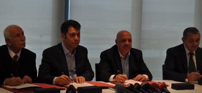 Boydak Holding'te Zam Sözleşmesi İmzalandı
