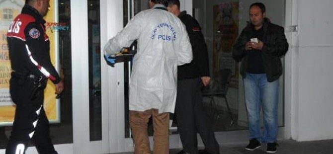 KAYSERİ'DE BANKA GÖREVLİSİ 330 BİN TL ÇALDI