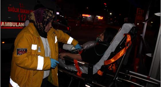 KAYSERİ'DE SOBA FACİASI: ANNE VE 2 ÇOCUĞU ZEHİRLENDİ