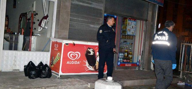 ESENYURT'TA SİGARA HIRSIZI SUÇÜSTÜ YAKALANDI