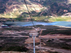 Erciyes'e Olimpik Pistler Yapılıyor