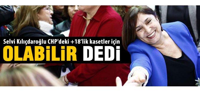 Selvi Kılıçdaroğlu'ndan kaset açıklaması