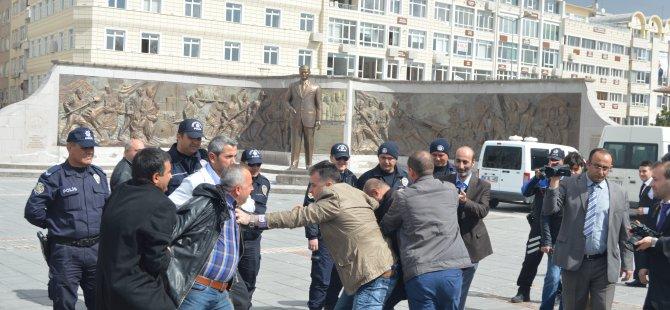 KAYSERİ'DE POLİS SERGİSİNDE ŞAŞIRTAN DOLANDIRICILIK